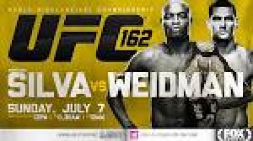 UFC 162: Anderson Silva vs Chris Weidman