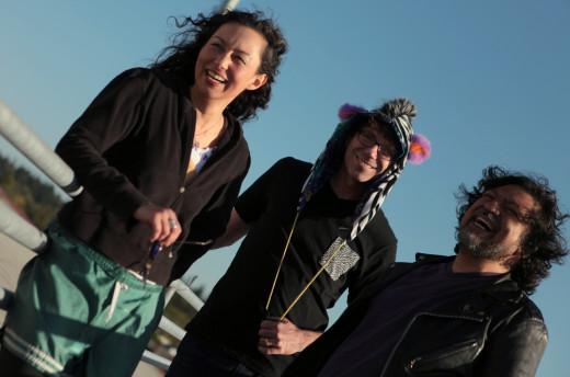 Ramune Nagisetty, Drew Anymouse and Tony Guzman: Rocket 3