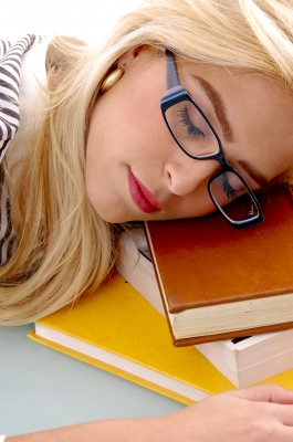 When working a second job, sleep often interferes with work