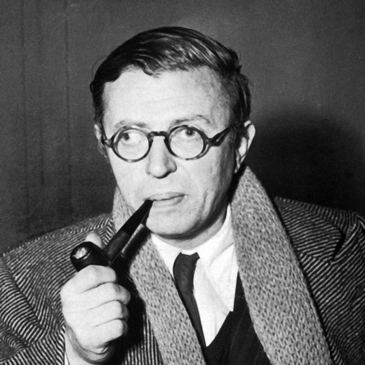 I accept what Jean-Paul Sartre says, in that we are entitled to make our own decisions, but can't accept what he says about the outcomes of them.