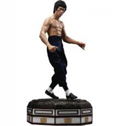 Bruce Lee toys have always been popular over the years.