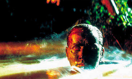 Image from the film Apocalypse Now
