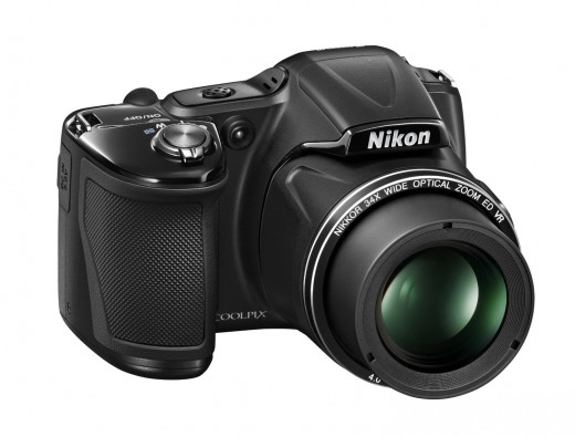 Nikon Coolpix L830 16MP Digital Camera