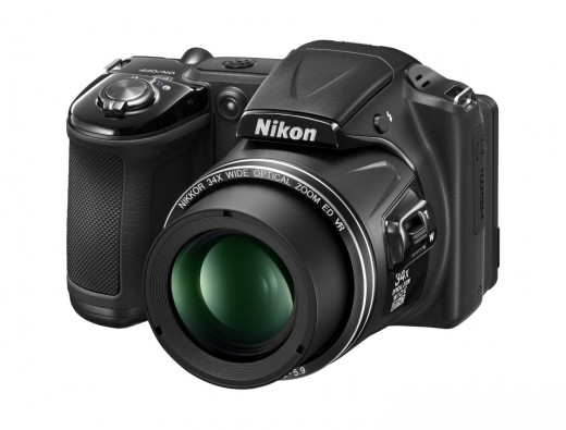 The Nikon Coolpix Camera