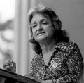 "Betty Friedan, author ""The Feminine Mystique"""