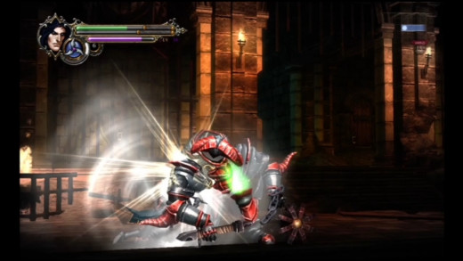 Some of the whip combos are fun to use, that said I still prefer some of the good old classic Castlevania way of fighting.