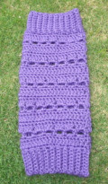 Free Crochet Legwarmer Patterns