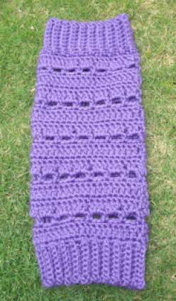 Free Crochet Legwarmer Patterns