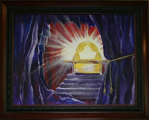 From: Deb's Random Thoughts ...and ART! http://debsrandomthoughts.blogspot.com/2006/08/beyond-veil-holy-of-holies.html