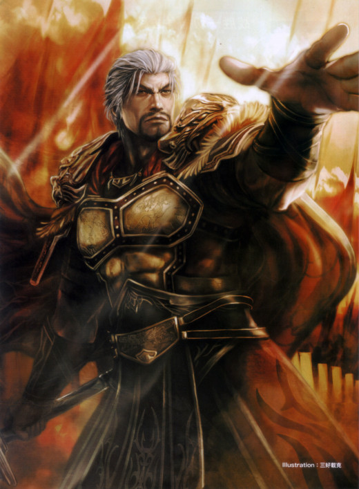 Sun Jian, a very good example of what Cancer's can sometimes be.