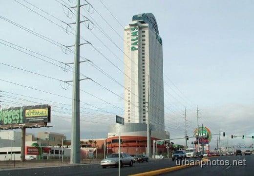 The original Palms Las Vegas in 2002