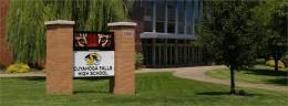 Cuyahoga Falls High School (Ohio) from where I graduated.
