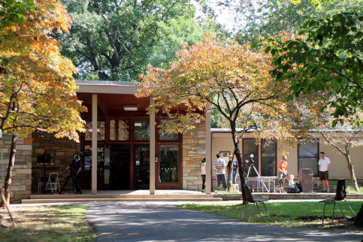 Lots to see and do at the Rock Creek Park Nature Center and Planetarium.