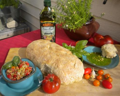 Image of Iris Draak's Fool-Proof Artisan Bread.