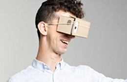 Google Cardboard 3d