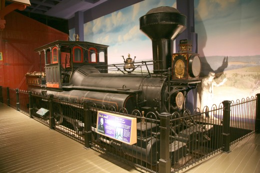 The Reuben Wells at the Indianapolis Childrens' Museum