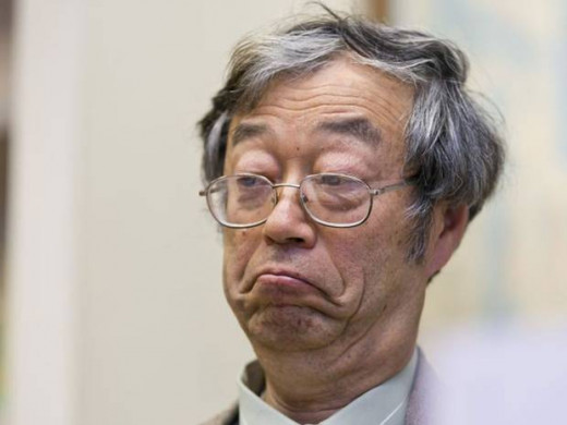 Satoshi often completely denies any involvement with Bitcoin. He's a weird guy.