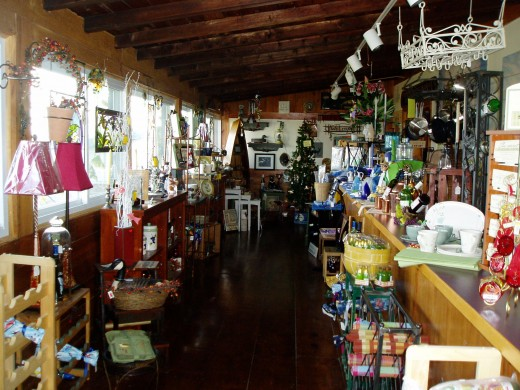 The Bully Hill Gift Shop is a great place to find items for the vinophile in your life.