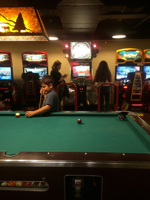 Game Room at Westgate