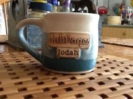 I'll make cups of coffee..