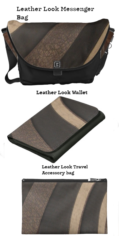 My leather look Zazzle store - Just Kidding
