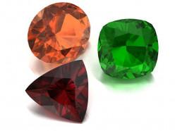 Garnet - A World of Color!