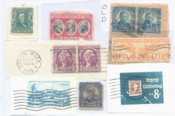 Postage Stamp Collecting