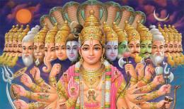 HIndu God Bishnu