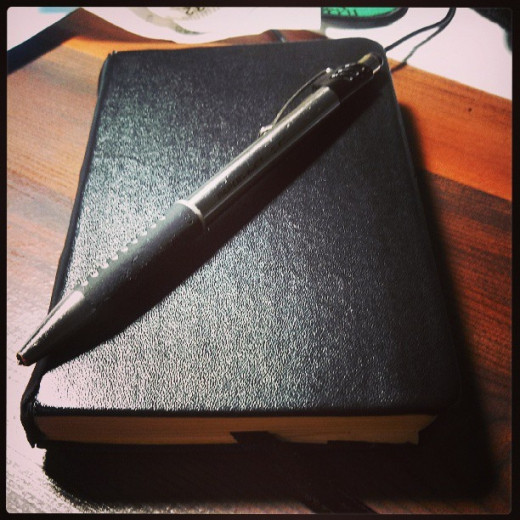 The Writer's Companion - The Notebook.