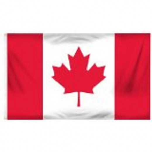 This is one of many fine Canadian flags available.