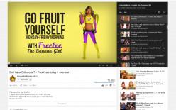 Who Is Freelee The Banana Girl?