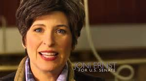 the new soon to be Queen of Insanity! Later Michelle Bachmann, hello Joni Ernst!