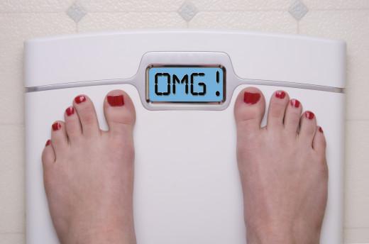 OMG I am FAT!