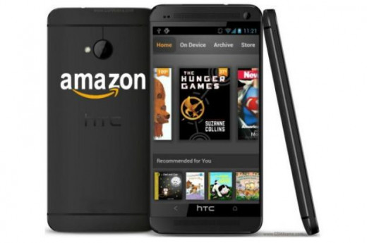 The New Amazon Kindle Fire Phone