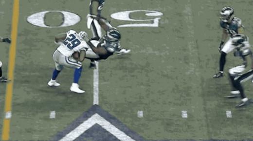 Dallas Cowboys RB DeMarco Murray