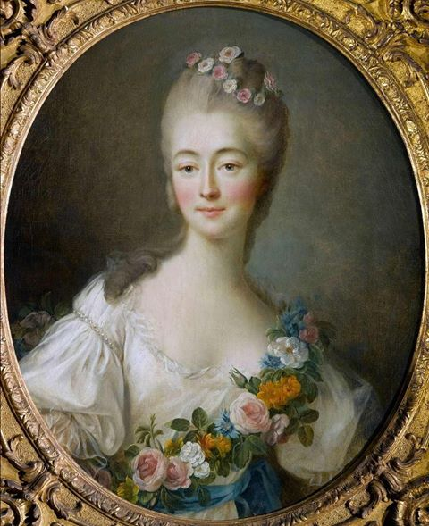 Comtesse du Barry, Mistress of Louis XV