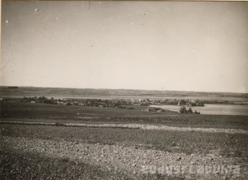 The village in 1927