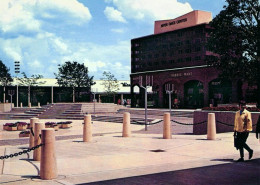 River Oaks Mall in Calumet City, Illinois circa 1966.  It is now an enclosed mall.