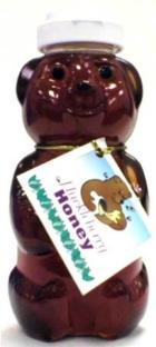 Huckleberry Honey Bear