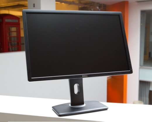 Making sure your monitor comes with height, tilt, swivel, or even pivot adjustment can help you to limit eye strain, back, neck, or other types of pains associated with improper placement.