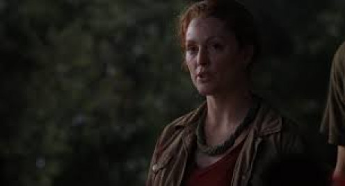 Julianne Moore was one of the reasons The Lost World was such a smash hit. She studies dinosaurs and has a deep knowledge of these creatures.