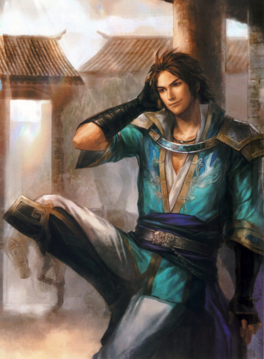 Sima Zishang. A good example of what a Taurus is