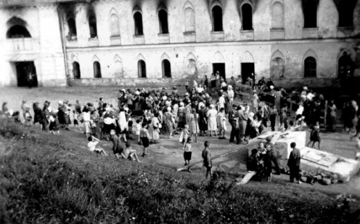 Jews in Daugavpils Ghetto
