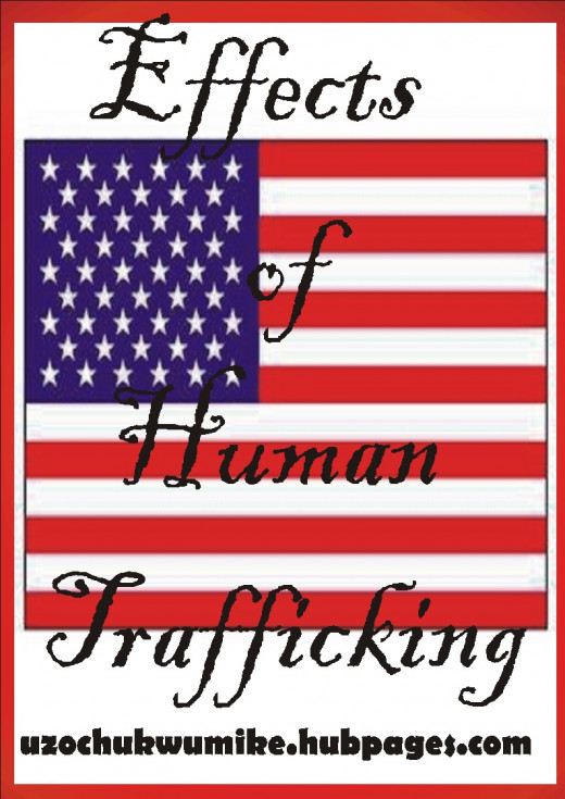Effects or consequences of human trafficking. The dangers associated with human trafficking and its effects on nations and citizens.
