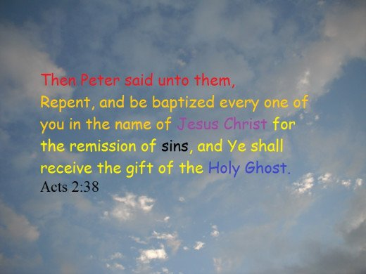 You must be baptized by immersion, repent of your sins and believe Jesus is the Son of God to be saved.