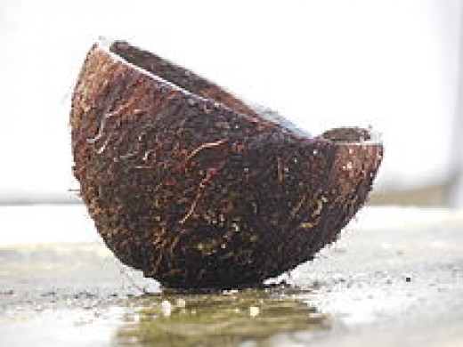 Natural ingredients for Coconut Wine