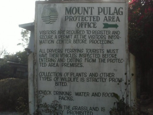"""Mount Pulag """"Do's and Dont's"""""""