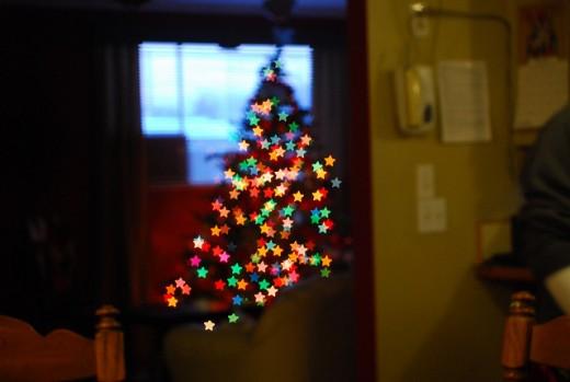 Christmas spirit seem a little fuzzy, get back the spirit now.