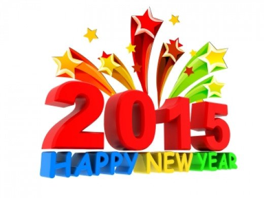 Dawn of 2015: Happy New Year