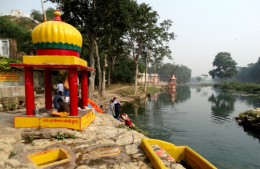 Janki Kund - a serene place where Sita Devi used to bath in the river Mandakini